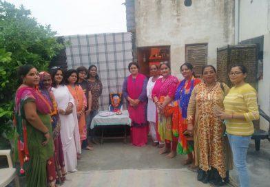 जीवन आधार वेलफेयर सोसाइटी द्वारा पूर्व प्रधानमंत्री लोकनायक, युगदृष्टा श्री अटल बिहारी बाजपेयी जी को श्रद्धाजंलि